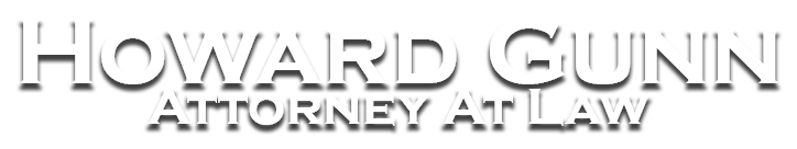 Howard Gunn, Attorney at Law Logo